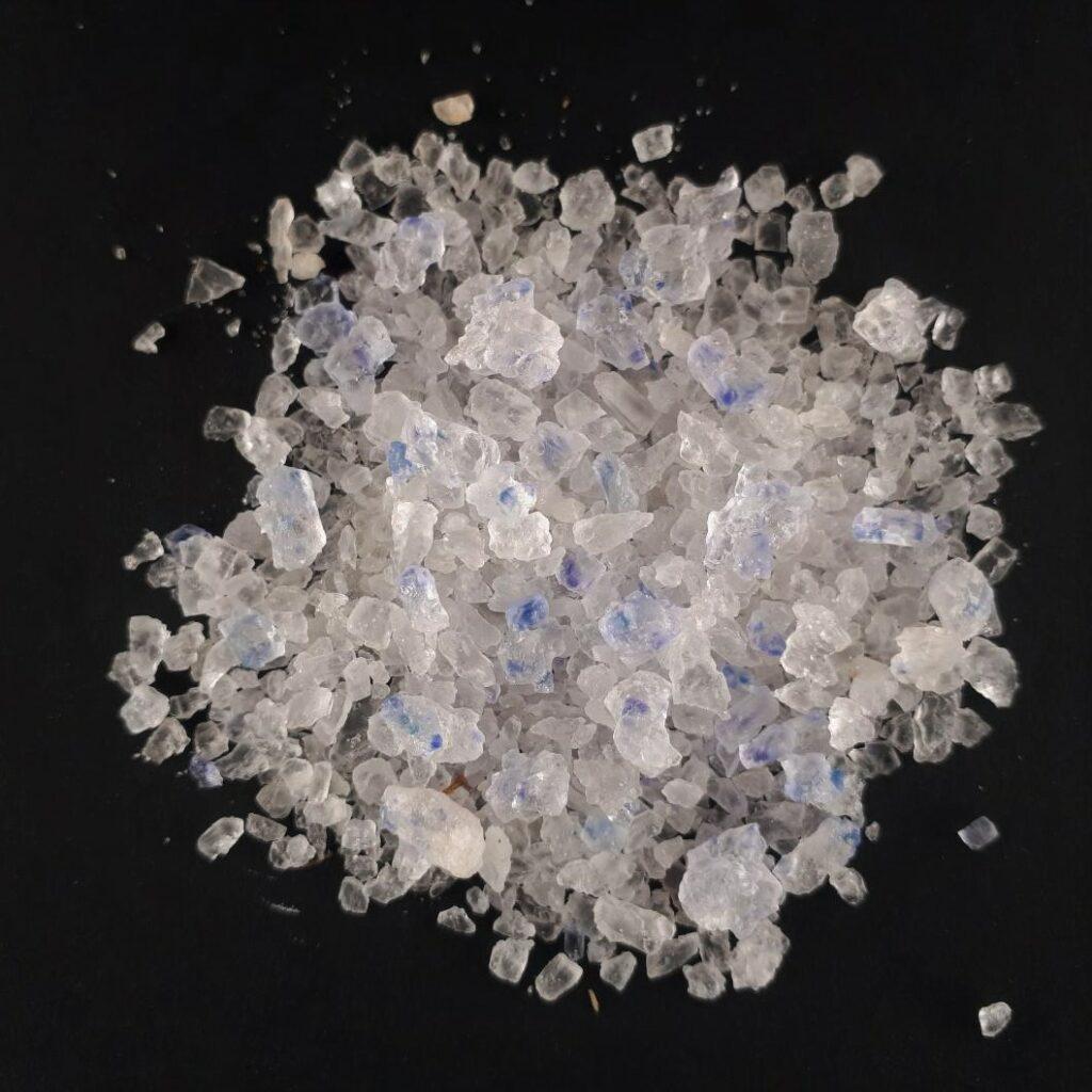 sel bleu